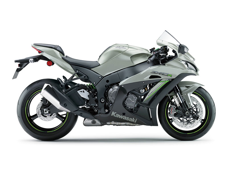 2018 Kawasaki NINJA ZX-10R in Franklin, Ohio