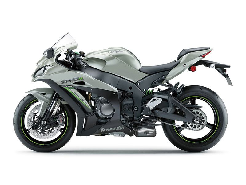 2018 Kawasaki NINJA ZX-10R in Greenville, North Carolina