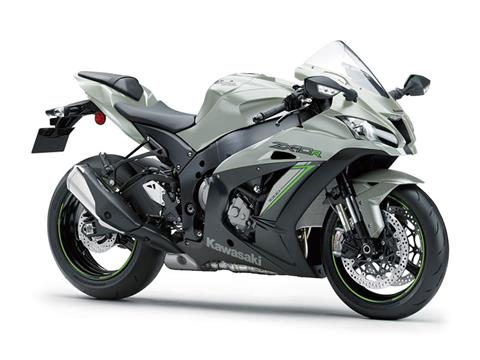 2018 Kawasaki NINJA ZX-10R in Hollister, California
