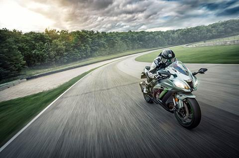 2018 Kawasaki NINJA ZX-10R in Ashland, Kentucky