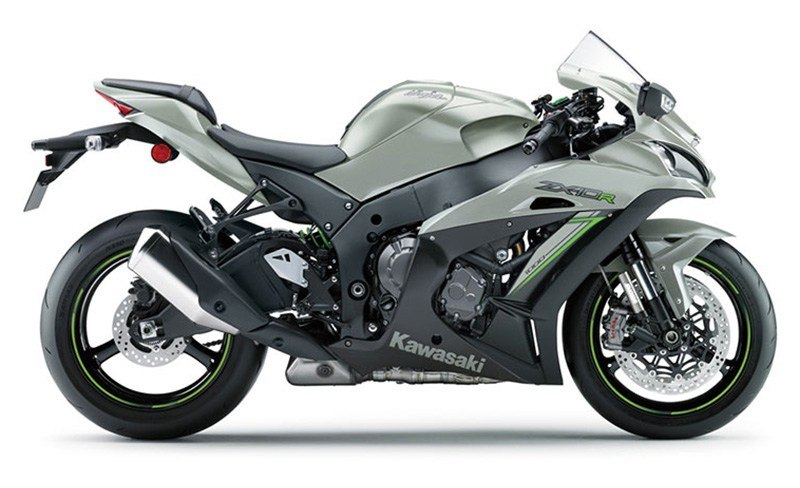 2018 Kawasaki NINJA ZX-10R in Freeport, Illinois