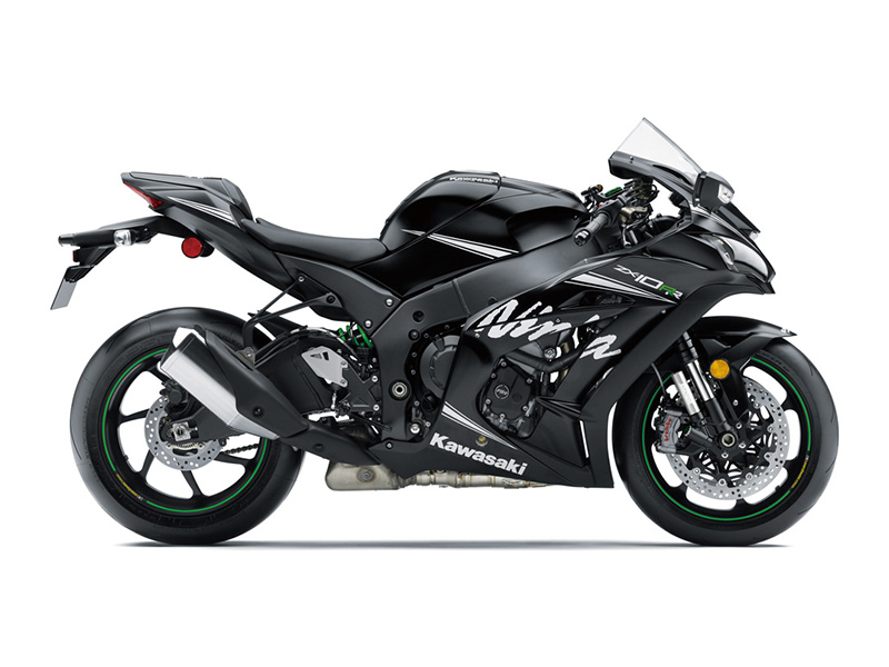 2018 Kawasaki NINJA ZX-10RR in Romney, West Virginia