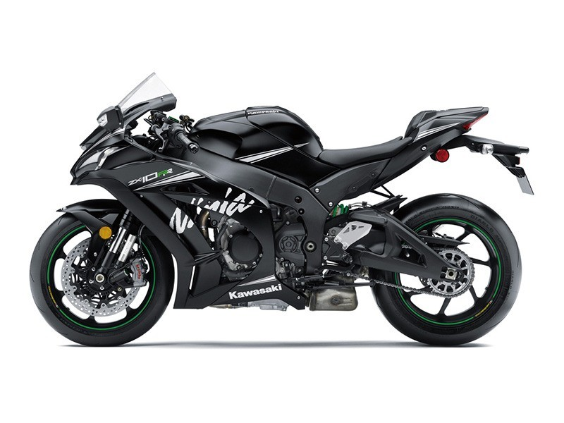 2018 Kawasaki NINJA ZX-10RR in Barre, Massachusetts