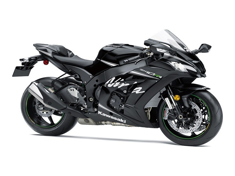 2018 Kawasaki NINJA ZX-10RR in Nevada, Iowa