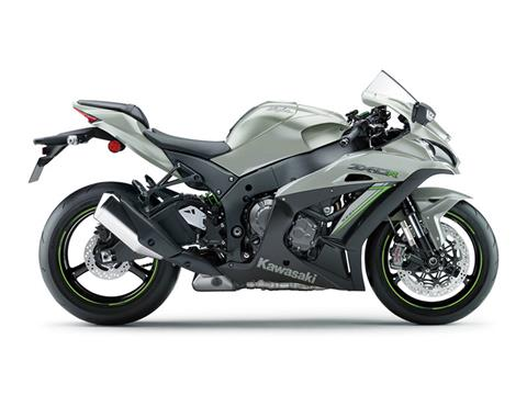 2018 Kawasaki NINJA ZX-10R ABS in Clearwater, Florida