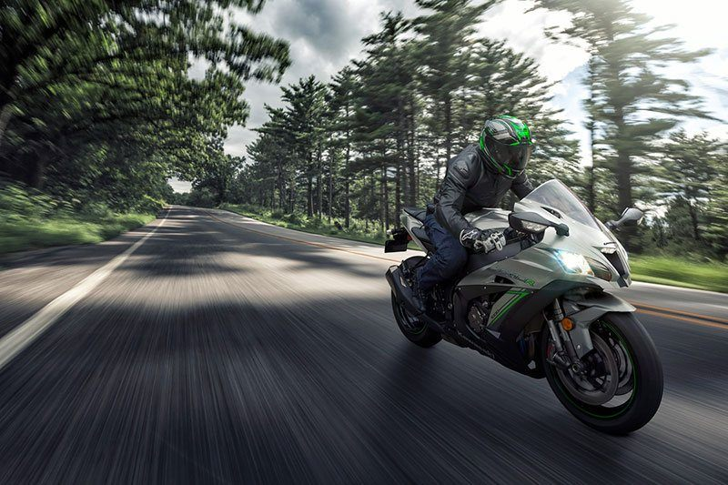 2018 Kawasaki Ninja ZX-10R ABS in Canton, Ohio