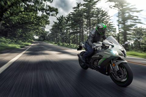 2018 Kawasaki NINJA ZX-10R ABS in Concord, New Hampshire