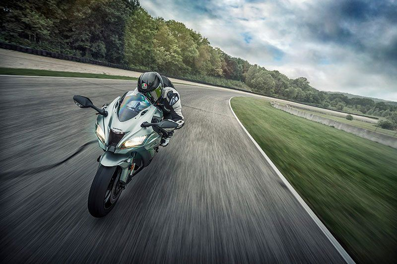 2018 Kawasaki NINJA ZX-10R ABS in Highland, Illinois