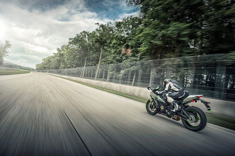 2018 Kawasaki NINJA ZX-10R ABS in Jamestown, New York