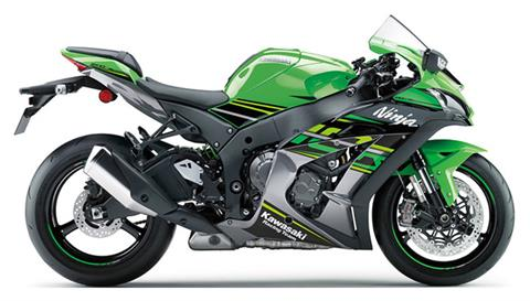2018 Kawasaki NINJA ZX-10R ABS KRT EDITION in Ashland, Kentucky