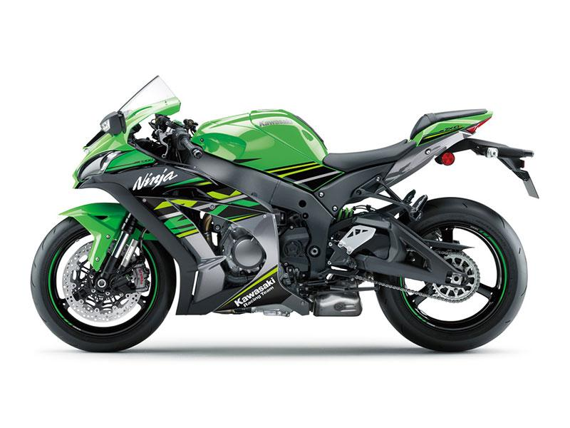 2018 Kawasaki NINJA ZX-10R ABS KRT EDITION in Freeport, Illinois