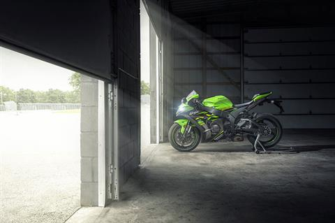 2018 Kawasaki NINJA ZX-10R ABS KRT EDITION in South Hutchinson, Kansas - Photo 5