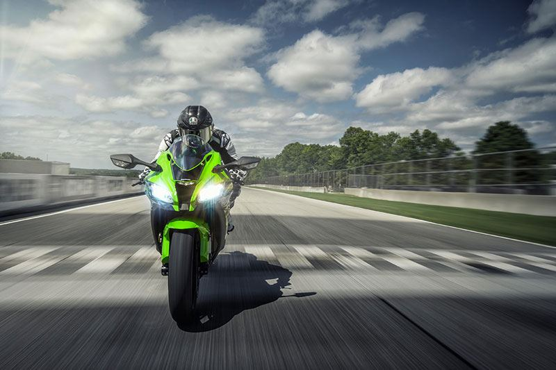 2018 Kawasaki NINJA ZX-10R ABS KRT EDITION in Stillwater, Oklahoma - Photo 8