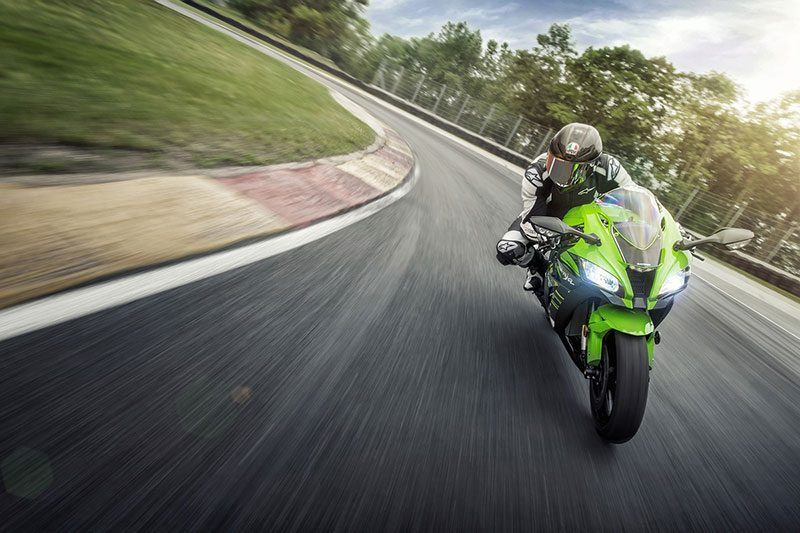 2018 Kawasaki NINJA ZX-10R ABS KRT EDITION in Albemarle, North Carolina