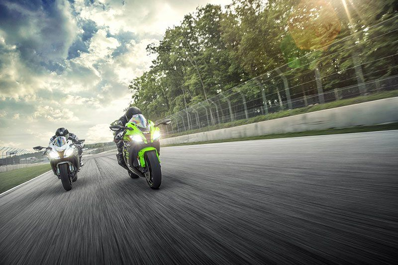 2018 Kawasaki NINJA ZX-10R ABS KRT EDITION in Petersburg, West Virginia