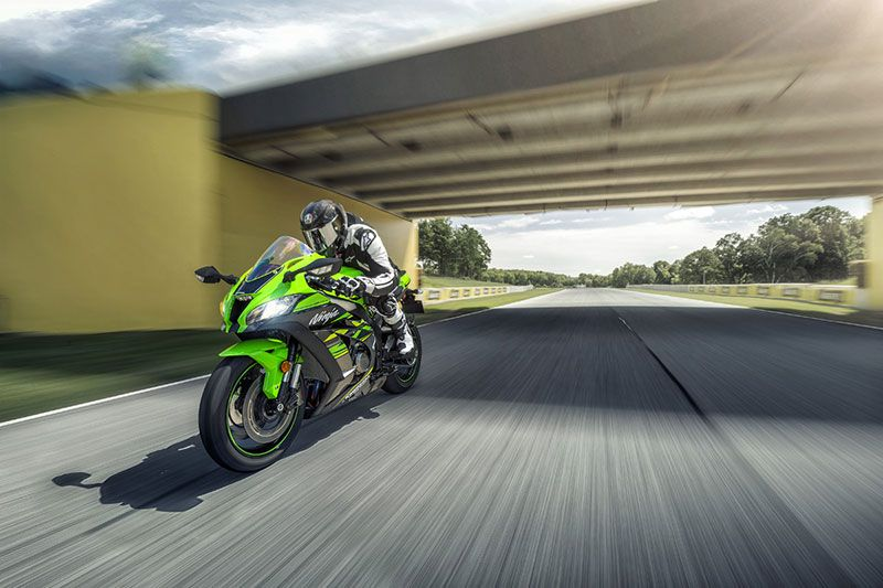 2018 Kawasaki NINJA ZX-10R ABS KRT EDITION in Wichita Falls, Texas