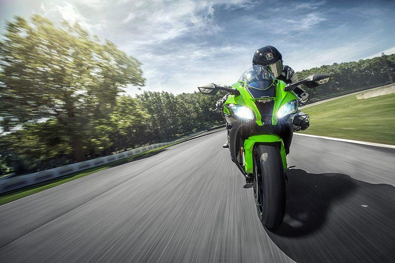2018 Kawasaki NINJA ZX-10R ABS KRT EDITION in Merced, California