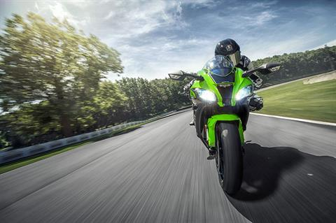 2018 Kawasaki NINJA ZX-10R ABS KRT EDITION in Tyler, Texas