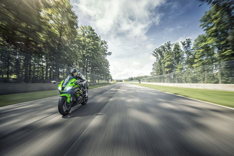 2018 Kawasaki NINJA ZX-10R ABS KRT EDITION in Laurel, Maryland - Photo 16