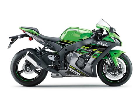 2018 Kawasaki NINJA ZX-10R KRT EDITION in Pompano Beach, Florida