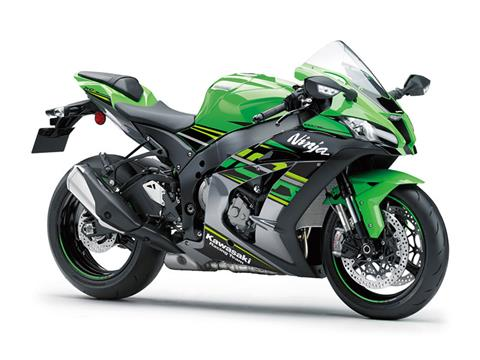 2018 Kawasaki NINJA ZX-10R KRT EDITION in O Fallon, Illinois - Photo 3