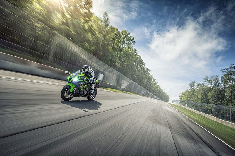 2018 Kawasaki NINJA ZX-10R KRT EDITION in Lima, Ohio