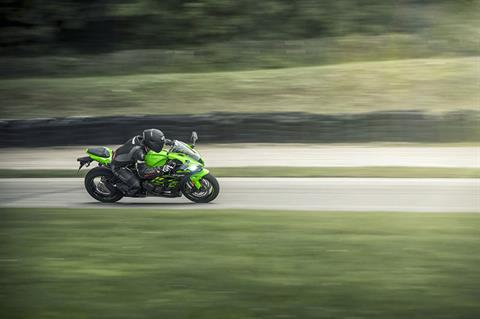 2018 Kawasaki NINJA ZX-10R KRT EDITION in Dallas, Texas