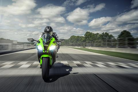 2018 Kawasaki NINJA ZX-10R KRT EDITION in Greenville, North Carolina