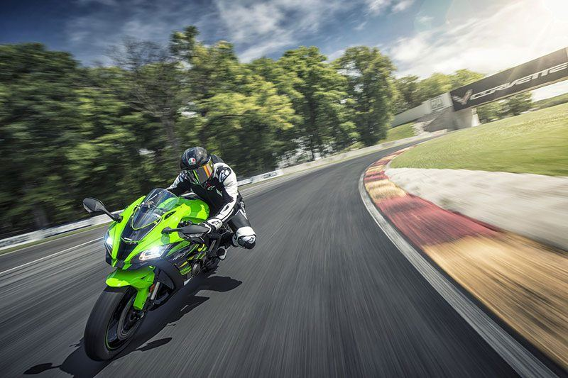 2018 Kawasaki NINJA ZX-10R KRT EDITION in Laurel, Maryland