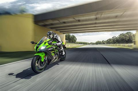 2018 Kawasaki NINJA ZX-10R KRT EDITION in Rock Falls, Illinois