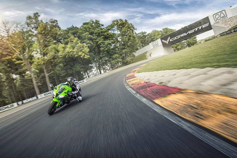 2018 Kawasaki NINJA ZX-10R KRT EDITION in Highland, Illinois