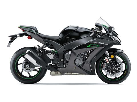 2018 Kawasaki NINJA ZX-10R SE in Asheville, North Carolina