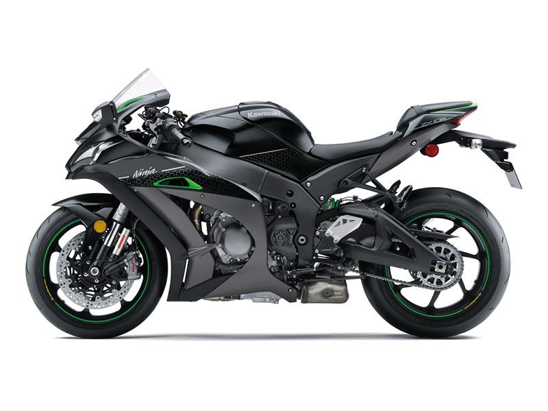 2018 Kawasaki Ninja ZX-10R SE in Harrisonburg, Virginia