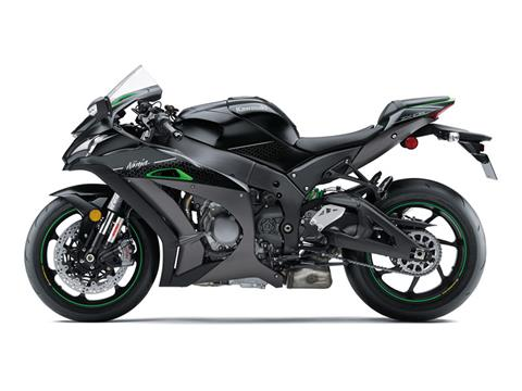 2018 Kawasaki Ninja ZX-10R SE in Redding, California