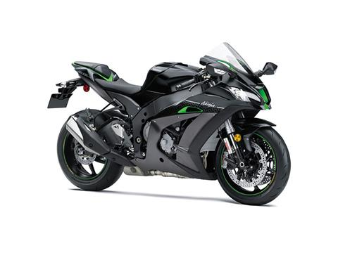 2018 Kawasaki NINJA ZX-10R SE in Johnstown, Pennsylvania