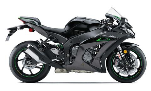 2018 Kawasaki Ninja ZX-10R SE in Cambridge, Ohio