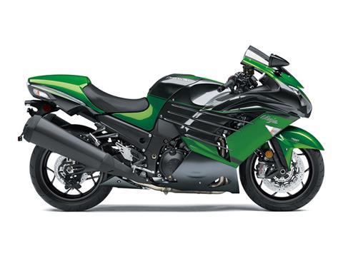 2018 Kawasaki NINJA ZX-14R ABS SE in Waterbury, Connecticut