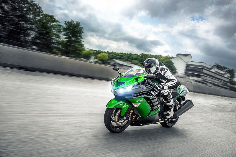 2018 Kawasaki Ninja ZX-14R ABS SE in South Paris, Maine - Photo 12