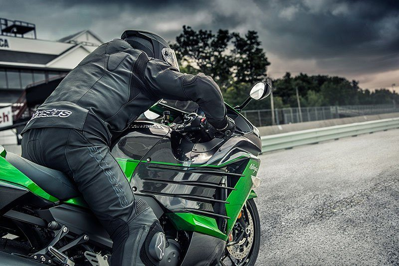 2018 Kawasaki NINJA ZX-14R ABS SE in Laurel, Maryland