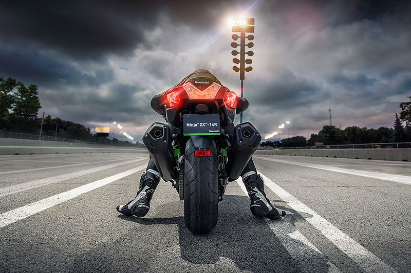 2018 Kawasaki NINJA ZX-14R ABS SE in Asheville, North Carolina