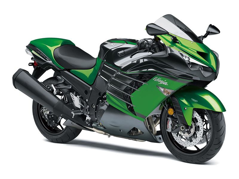 2018 Kawasaki NINJA ZX-14R ABS SE in Freeport, Illinois