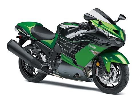 2018 Kawasaki NINJA ZX-14R ABS SE in West Monroe, Louisiana