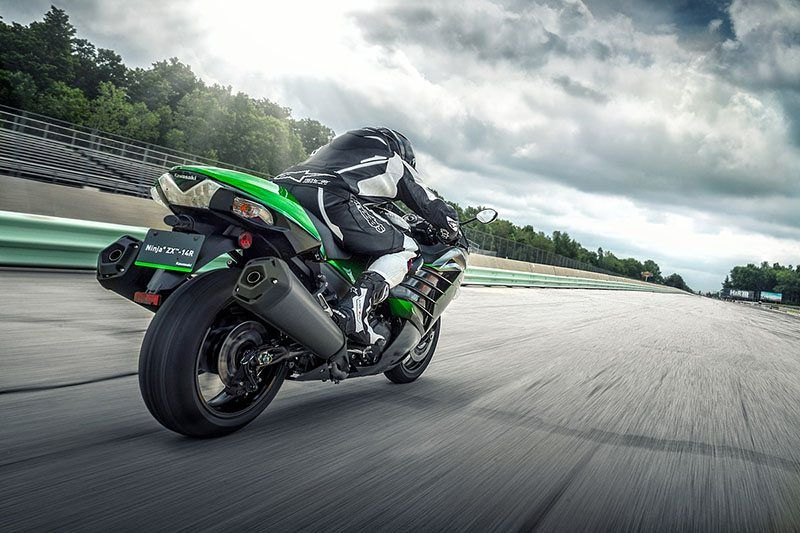 2018 Kawasaki NINJA ZX-14R ABS SE in Redding, California