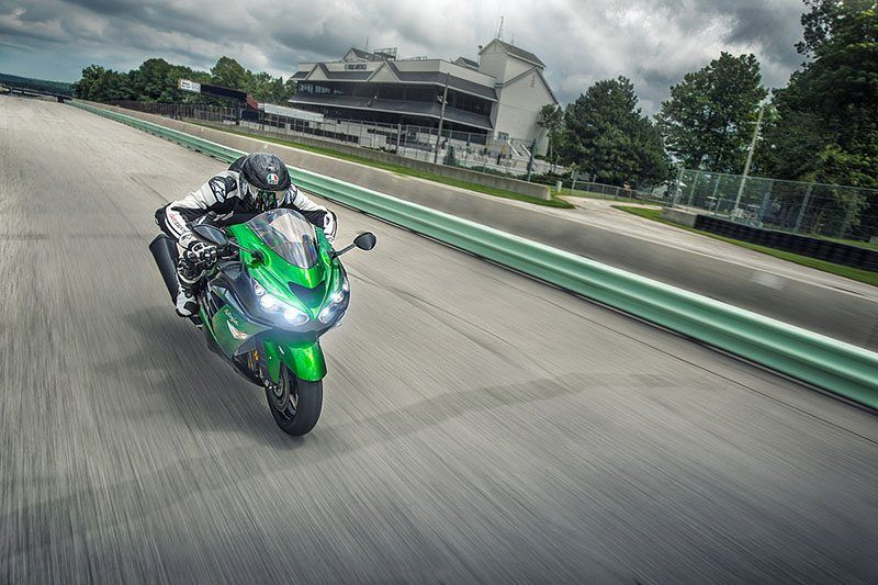 2018 Kawasaki NINJA ZX-14R ABS SE in Dimondale, Michigan