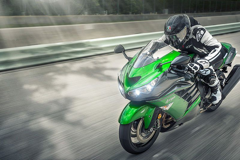2018 Kawasaki Ninja ZX-14R ABS SE in Freeport, Illinois - Photo 9