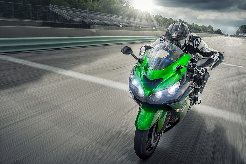 2018 Kawasaki Ninja ZX-14R ABS SE in Kittanning, Pennsylvania - Photo 10