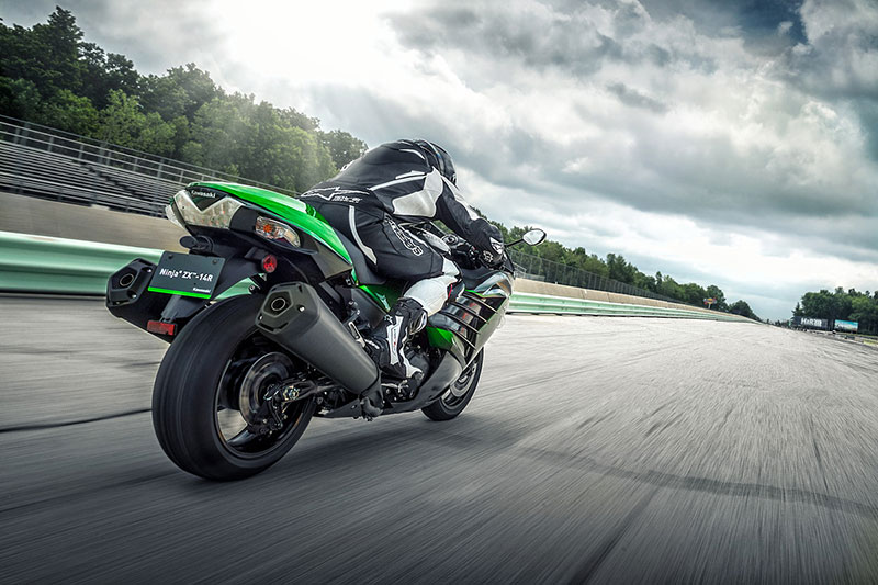 2018 Kawasaki NINJA ZX-14R ABS SE in Highland, Illinois