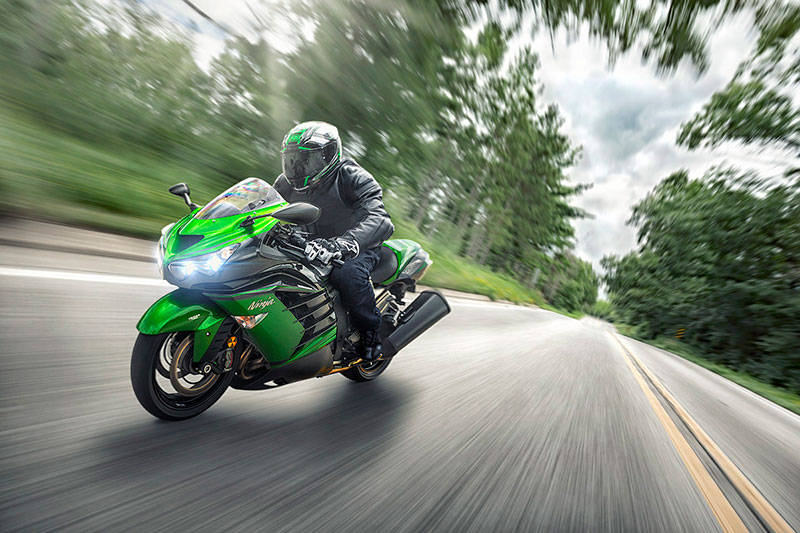 2018 Kawasaki NINJA ZX-14R ABS SE in Massillon, Ohio