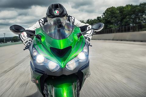2018 Kawasaki NINJA ZX-14R ABS SE in Greenville, South Carolina
