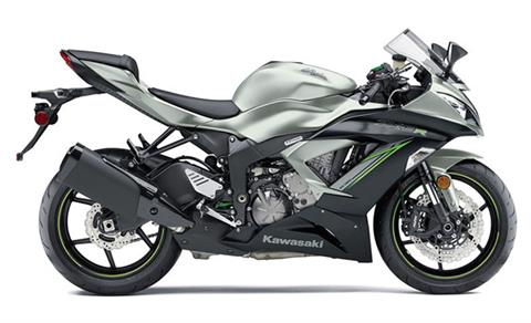 2018 Kawasaki Ninja ZX-6R in Barre, Massachusetts